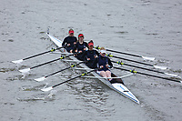 Crew: 224   Kings School Worcester, The, Boat Club   Championship Girls Quads<br /> <br /> Schools' Head of the River 2018<br /> <br /> To purchase this photo, or to see pricing information for Prints and Downloads, click the blue 'Add to Cart' button at the top-right of the page.