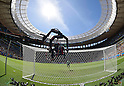 TV camera,<br /> JULY 5, 2014 - Football / Soccer :<br /> A general view. FIFA World Cup Brazil 2014 Quarter-finals match between Argentina 1-0 Belgium at Estadio Nacional in Brasilia, Brazil. (Photo by FAR EAST PRESS/AFLO)