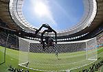 TV camera,<br /> JULY 5, 2014 - Football / Soccer :<br /> A general view. FIFA World Cup Brazil 2014 Quarter-finals match between Argentina 1-0 Belgium at Estadio Nacional in Brasilia, Brazil. (Photo by FAR EAST PRESS/AFLO)