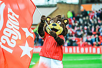Nottingham Forest mascot during the Sky Bet Championship match between Nottingham Forest and Derby County at the City Ground, Nottingham, England on 10 March 2018. Photo by Stephen Buckley / PRiME Media Images.