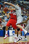2008.03.23 - NCAA MBB - Davidson vs Georgetown