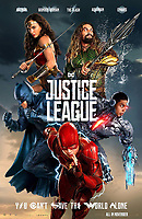Justice League (2017) <br /> POSTER ART<br /> *Filmstill - Editorial Use Only*<br /> CAP/FB<br /> Image supplied by Capital Pictures