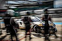 #91 PORSCHE GT TEAM (DEU) PORSCHE 911 RSR LM GTE PRO RICHARD LIETZ (AUT) GIANMARIA BRUNI (ITA) FREDERIC MAKOWIECKI (FRA)