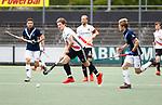 AMSTELVEEN  -  Jan-Willem Buissant (Adam)  Hoofdklasse hockey heren ,competitie, heren, Amsterdam-Pinoke (3-2)  . COPYRIGHT KOEN SUYK