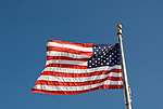 Washington DC USA: American Flag at the Washington Monument.Photo copyright Lee Foster Photo # 2-washdc76060