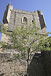 Torre de Menagem Tower, Cidadela, Braganca, Tras os Montes Oriental, Portugal