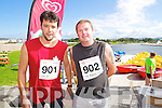 from left \901\ and \902\  pictured at the Rose of Tralee International 10k Race in Tralee on Sunday.