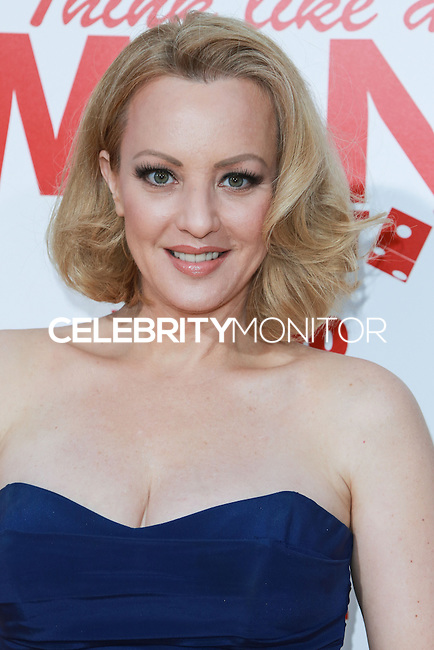 HOLLYWOOD, LOS ANGELES, CA, USA - JUNE 09: Wendi McLendon-Covey at the Los Angeles Premiere Of Screen Gems' 'Think Like A Man Too' held at the TCL Chinese Theatre on June 9, 2014 in Hollywood, Los Angeles, California, United States. (Photo by David Acosta/Celebrity Monitor)