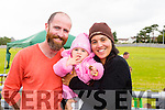 Padraig, Angie and Nellie Dennehy enjoying  the NA GAEIL GAA, family fun day on Sunday