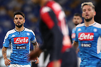 Lorenzo Insigne of Napoli looks on<br /> Napoli 09-11-2019 Stadio San Paolo <br /> Football Serie A 2019/2020 <br /> SSC Napoli - Genoa CFC<br /> Photo Cesare Purini / Insidefoto