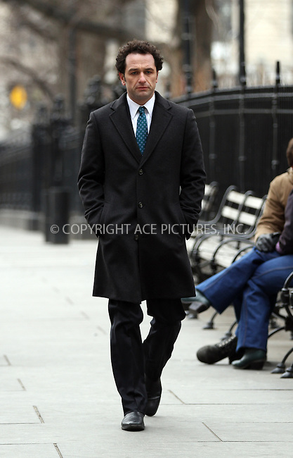 WWW.ACEPIXS.COM....January 25 2013, New York City....Actor Matthew Rhys was on the set of the new TV show 'The Americans' on January 25 2013 in New York City....By Line: Zelig Shaul/ACE Pictures......ACE Pictures, Inc...tel: 646 769 0430..Email: info@acepixs.com..www.acepixs.com