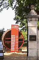 wine shop mas st louis chateauneuf du pape rhone france