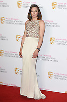 Victoria Pendelton<br /> in the winners room at the 2016 BAFTA TV Awards, Royal Festival Hall, London<br /> <br /> <br /> &copy;Ash Knotek  D3115 8/05/2016