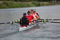 Race: 135: MasD/E 4+  Final<br /> <br /> Peterborough Summer Regatta 2017 - Saturday<br /> <br /> To purchase this photo, or to see pricing information for Prints and Downloads, click the blue 'Add to Cart' button at the top-right of the page.