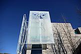USA, Utah, Park City, Alf Engen Ski Museum at the Utah Olympic Park