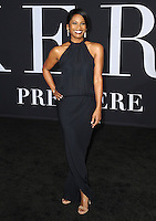 www.acepixs.com<br /> <br /> February 2 2017, LA<br /> <br /> Robinne Lee arriving at the premiere of 'Fifty Shades Darker' at The Theatre at The Ace Hotel on February 2, 2017 in Los Angeles, California.<br /> <br /> By Line: Peter West/ACE Pictures<br /> <br /> <br /> ACE Pictures Inc<br /> Tel: 6467670430<br /> Email: info@acepixs.com<br /> www.acepixs.com