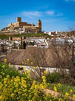 Spain, Andalusia, Province Jaén, Alcaudete: pueblo blanco between Córdoba and Granada   Spanien, Andalusien, Provinz Jaén, Alcaudete: weisses Dorf zwischen Córdoba und Granada