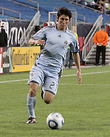 Colorado Rapids defender Kosuke Kimura (27).  The Colorado Rapids defeated the New England Revolution, 2-1, at Gillette Stadium on April 24.2010