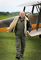 We have just been notified that Jack Green died on October 22. His family say that his flight in the Tiger Moth in June was one of the last memorable things he did in his life.<br />