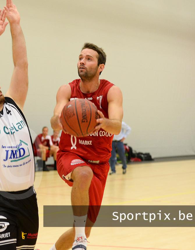 Kortrijk Sport CB : Obrian Van Dam <br /> foto VDB / BART VANDENBROUCKE
