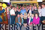 60th Birthday: Mike McElligott, Cliveragh, Listowel celebrating his 60th Birthday with family & friends at the Saddle Bar in Listowel on Friday nigh last.