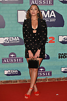 Ella Eyre<br /> MTV EMA Awards 2017 in Wembley, London, England on November 12, 2017<br /> CAP/PL<br /> &copy;Phil Loftus/Capital Pictures