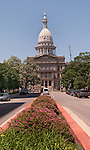 Michigan Capitol building, Lansing Michigan