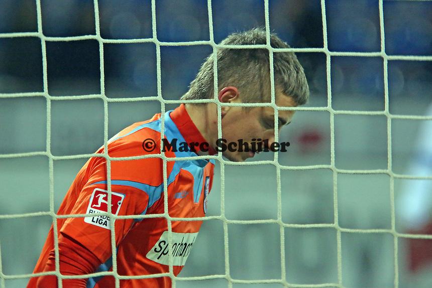 Patric Klandt (FSV) - FSV Frankfurt vs. Arminia Bielefeld, Frankfurter Volksbank Stadion