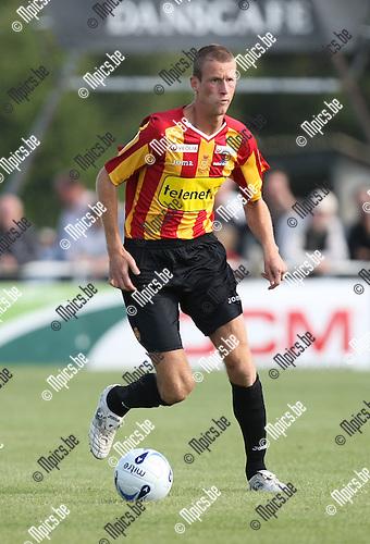 2009-06-24 / Voetbal / KV Mechelen seizoen 2009-2010 / Jeroen Mellemans..Foto: Maarten Straetemans (SMB)