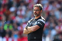Huddersfield Town manager David Wagner during the Premier League match between Huddersfield Town and Arsenal at the John Smith's Stadium, Huddersfield, England on 13 May 2018. Photo by Thomas Gadd / PRiME Media Images.
