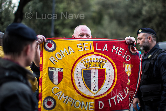 Villa Borghese.<br />