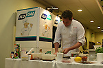 Nevin Maguire at the Flo Gas sponsored Cookery demonstration in the Boyne Valley Hotel in Drogheda in aid of..Photo NEWSFILE/Jenny Matthews.(Photo credit should read Jenny Matthews/NEWSFILE)....This Picture has been sent you under the condtions enclosed by:.Newsfile Ltd..The Studio,.Millmount Abbey,.Drogheda,.Co Meath..Ireland..Tel: +353(0)41-9871240.Fax: +353(0)41-9871260.GSM: +353(0)86-2500958.email: pictures@newsfile.ie.www.newsfile.ie.FTP: 193.120.102.198.
