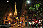 The Eiffel Tower at night, Paris, France. .  John offers private photo tours in Denver, Boulder and throughout Colorado, USA.  Year-round. .  John offers private photo tours in Denver, Boulder and throughout Colorado. Year-round.