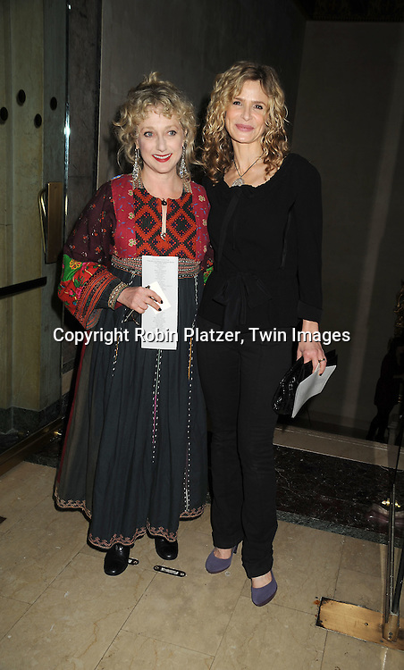 Carol Kane and Kyra Sedgwick