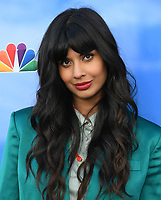 "07 June 2019 - North Hollywood, California - Jameela Jamil. FYC Event for NBC's ""The Good Place"" held at Saban Media Center at the Television Academy. Photo Credit: Birdie Thompson/AdMedia"