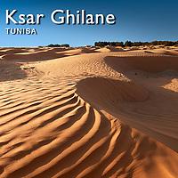 Sand Dunes Ksar Ghilane Pictures Photos & Images, Tunisia