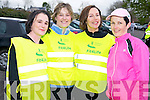 Pictured at the inaugural Fit For Life night in Beaufort on Wednesday night were Hannah O'Sullivan Rouse, Jackie Coffey, Sandra Tuohy and Siobhan Falvey.