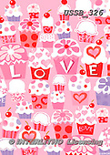 Sarah, VALENTINE, VALENTIN, paintings+++++Valcupcake-10-A -3,USSB326,#V# ,everyday