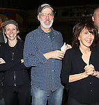 Charlotte d'Amboise, Terrence Mann & Andrea Martin  attending the Broadway Opening Night Gypsy Robe Ceremony honoring Stephanie Pope for 'Pippin' at the Music Box Theatre in New York City on 4/25/2013