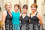 Pictured at the Kerry Stars Black Tie ball in The Malton Hotel, Killarney on Saturday night were Mary Sugrue, Bridget Kealy, Olive Horgan and Angela Sheerin.
