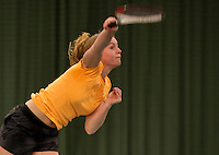 March 13, 2015, Netherlands, Rotterdam, TC Victoria, NOJK, Milou Etterhoven (NED)<br /> Photo: Tennisimages/Henk Koster