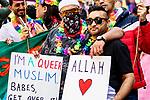 Birmingham Pride , Birmingham, West Midlands, 25,May,2019 photo by Chris Wynne