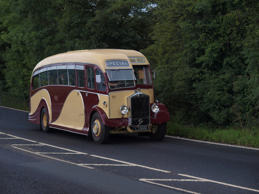 Albion Single Decker Buses - 1934