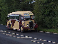 Albion Single Decker Buses - 1934