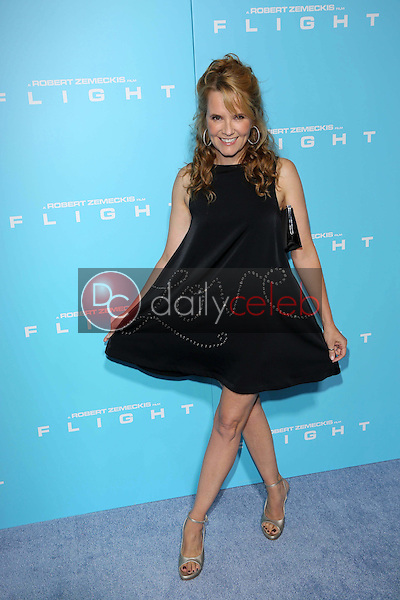Lea Thompson<br />