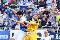 24.08.2014: SV Darmstadt 98 vs. VfR Aalen