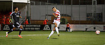 Mickael Antoine-Curier scores Hamilton's third goal of the evening