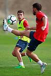 Getafe CF's Francisco Portillo during training session. August 1,2017.(ALTERPHOTOS/Acero)