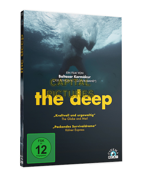 DVD COVER ART<br /> in The Deep (2012) <br /> (Djupio)<br /> *Filmstill - Editorial Use Only*<br /> CAP/NFS<br /> Image supplied by Capital Pictures