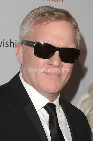LOS ANGELES, CA - DECEMBER 07: Anthony Michael Hall at the 4th Annual Wishing Well Winter Gala on December 07, 2016 in Los Angeles, California. Credit: David Edwards/MediaPunch